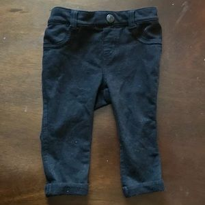 $5 SALE!!! Old Navy baby girl black pants